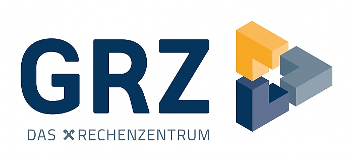Logo GRZ IT Center